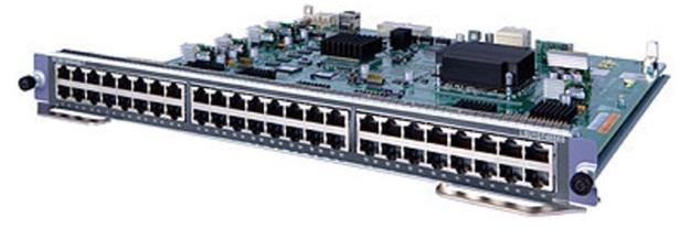 HP 48-Port Gig-T SE Module for 10500 Switches