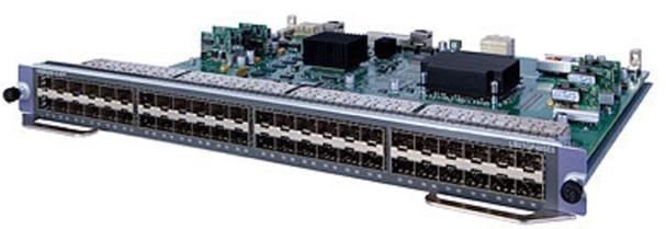 HP 48-Port GbE SFP SE Module for 10500 Switches