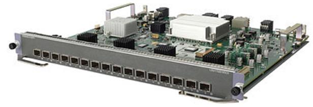 HP 16-Port 10GbE SFP+ SC Module for 10500 Switches