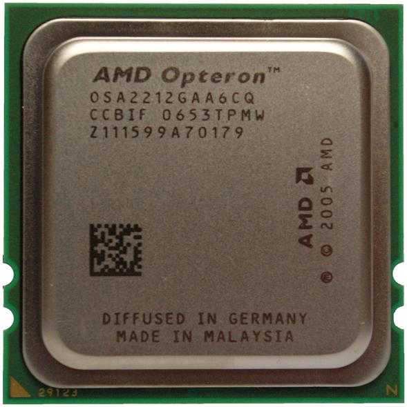 HP AMD Opteron Sixteen Core (6276) 2.3GHz 16MB Cache 115W Processor Option Kit for HP ProLiant BL685c (G7) Blade Servers