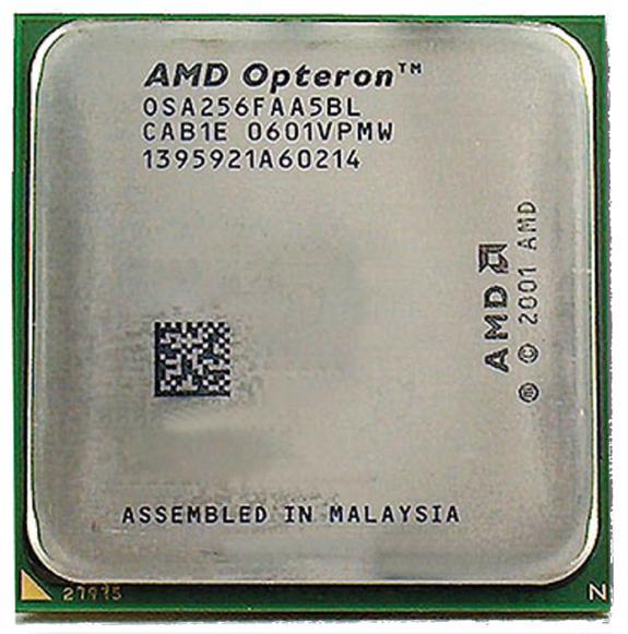 HP Opteron Twelve Core (6238) 2.6GHz 16MB 115W Processor Kit for ProLiant DL385p (Gen8) Servers