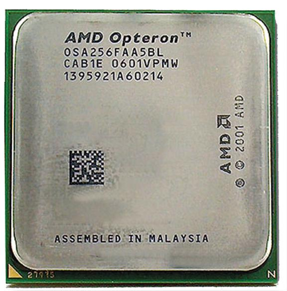 HP Opteron Sixteen Core (6274) 2.2GHz 16MB 115W Processor Kit for ProLiant BL685c (G7) Blade Servers