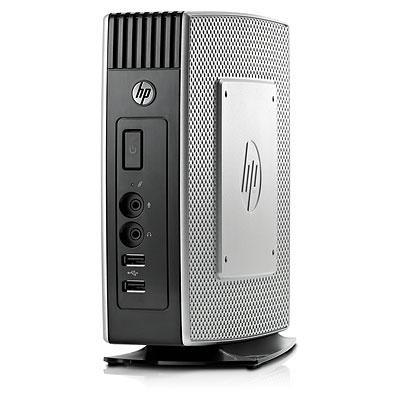 HP t510 Flexible Thin Client VIA Eden X2 (U4200) 1GHz 4GB RAM 16GB Flash WLAN Windows Embedded Standard 7E (VIA ChromotionHD 2.0)
