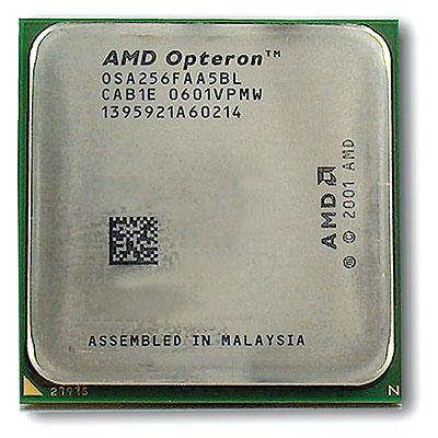 HP Opteron Twelve Core (6344) 2.6GHz 16MB 115W 2nd Processor Kit for ProLiant BL685c (G7) Servers