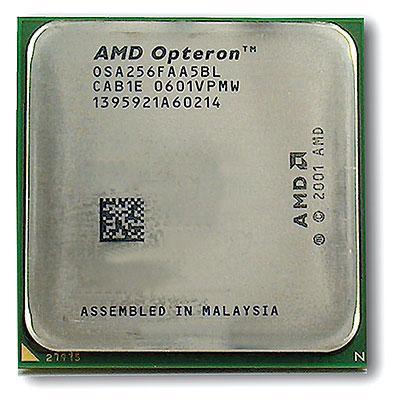 HP Opteron Sixteen Core (6378) 2.4GHz 16MB 115W Processor Kit for ProLiant BL685c G7 Blade Servers
