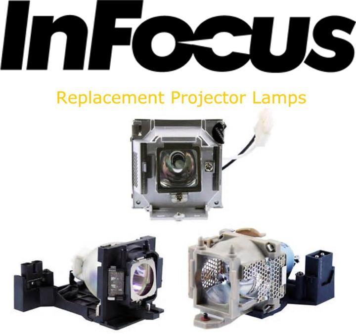InFocus Replacement Lamp for InFocus IN5542 and IN5544 Projectors