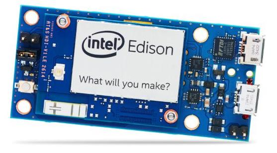 Intel Edison Compute Module (IoT) Internet of Things On-Board Antenna (Pack of 10)