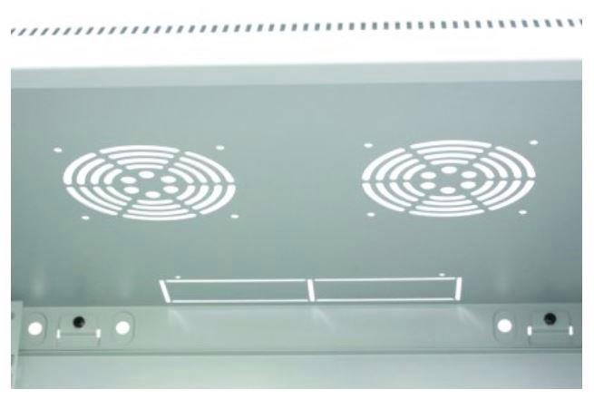 Intellinet (19 inch) Wallmount Cabinet (Grey)