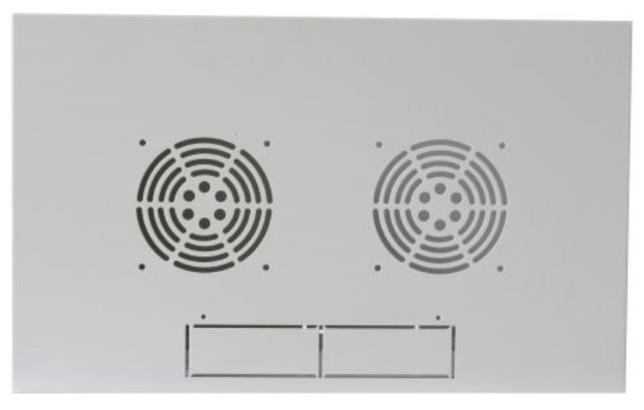 Intellinet (19 inch) Wallmount Cabinet 6U Flatpack (Grey)