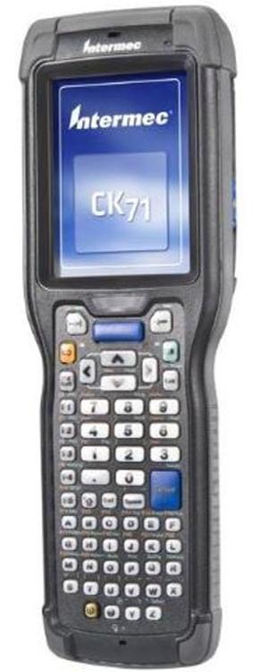 Intermec CK71 Handheld Mobile Computer (Alphanumeric, 5603ER, Camera, WLAN, Windows Embedded Handheld 6.5, WEH-P, WWE, SS, P)