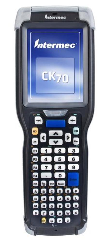 Intermec CK70 Ultra-Rugged Mobile Computer Alphanumeric No Camera, RFID-ETSI, WEH-P, WWE, SS/R