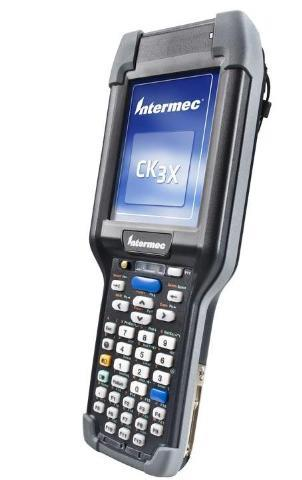 Intermec CK3X Handheld Computer WLAN EA30 LG Num Std. Sw