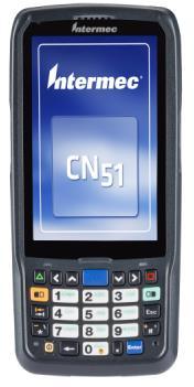 Intermec CN51 Mobile Computer Number Pad EA30 Camera WEH6.5WWE