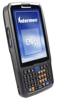 Intermec CN51 Mobile Computer Qwty Pad EA31 Camera UMTS WEH6.5LP