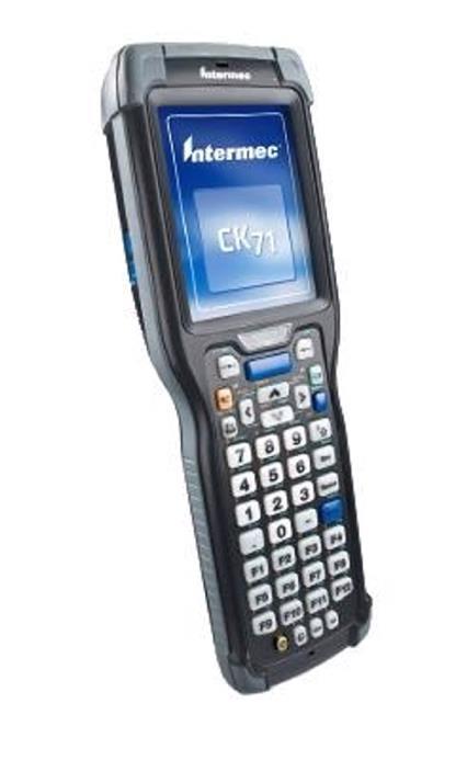 Intermec CK71 Handheld Mobile Computer (Alphanumeric, 5603ER, No Camera, WLAN, Windows Embedded Handheld 6.5, WEH-P, LP, SS)