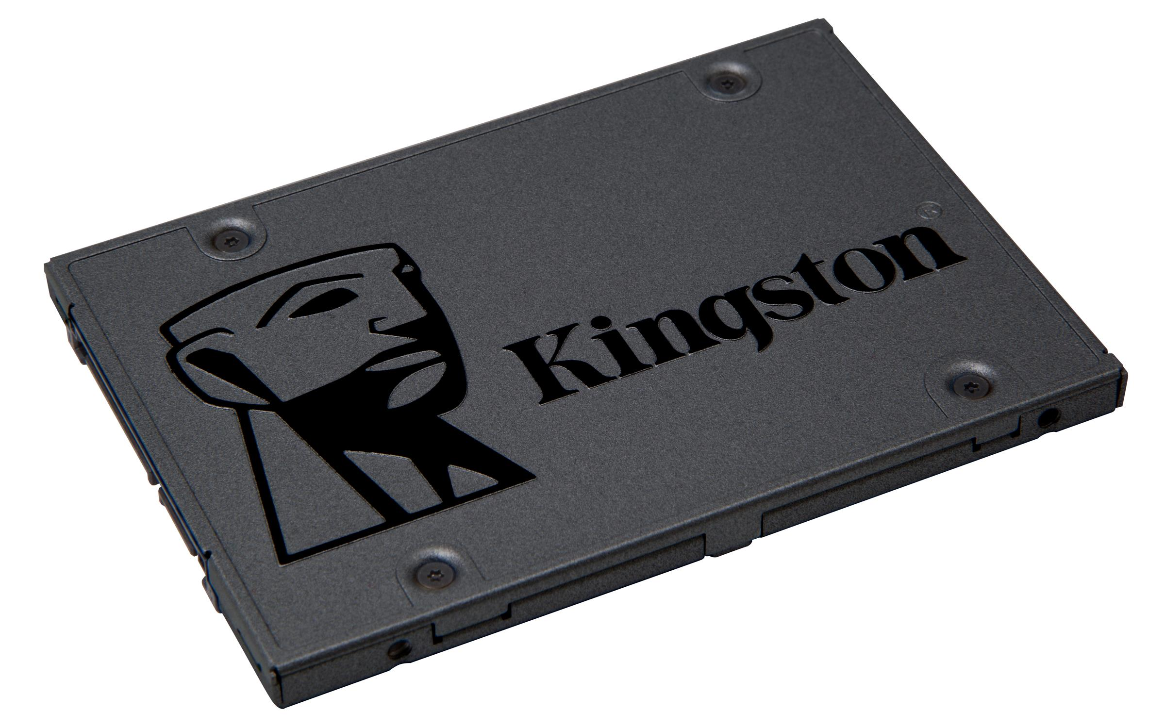 Kingston SSDNow A400 (240GB) SATA 3 2.5 inch Solid State Drive