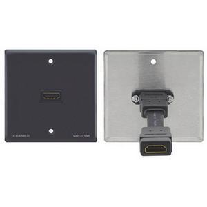 Kramer Electronics WP-H1M Passive Wall Plate (HDMI)