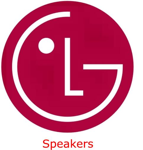 LG SP-5200 Rear Mount Speakers for UH5B and UH5C Series Only
