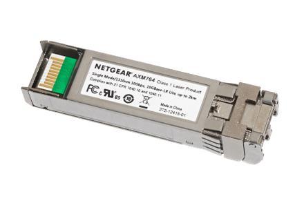 Netgear AXM764 SFP+ Transceiver 10 GBASE-LR Lite