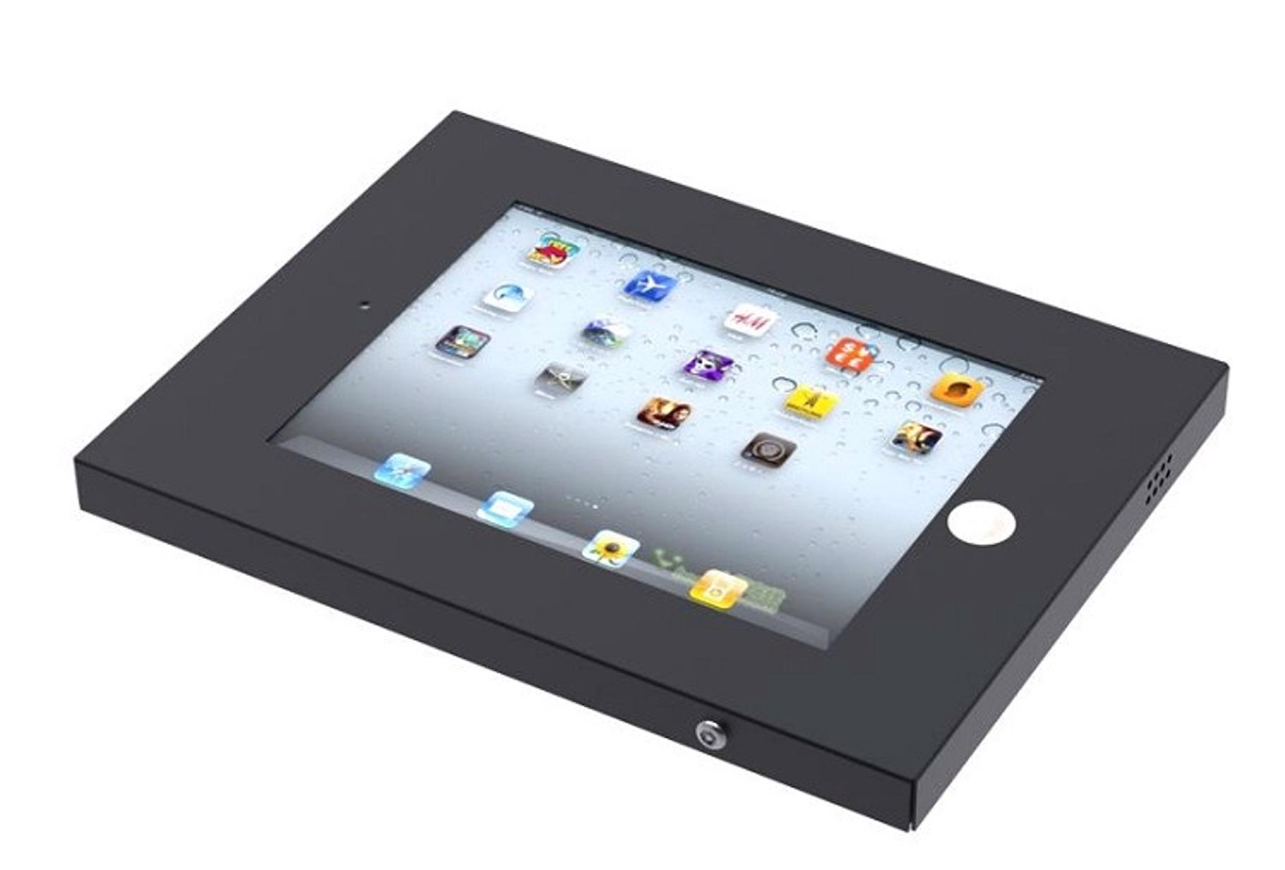 NewStar IPAD2N-UN20BLACK Tablet Mount for Universal iPad 2/3/4
