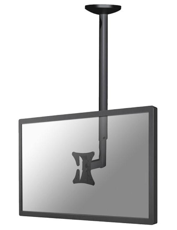 NewStar FPMA-C050BLACK LCD/LED/TFT Ceiling Mount (Black) for Screens up to 30 inch