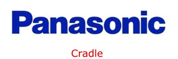 Panasonic Single Device Cradle including Adaptor (UK)