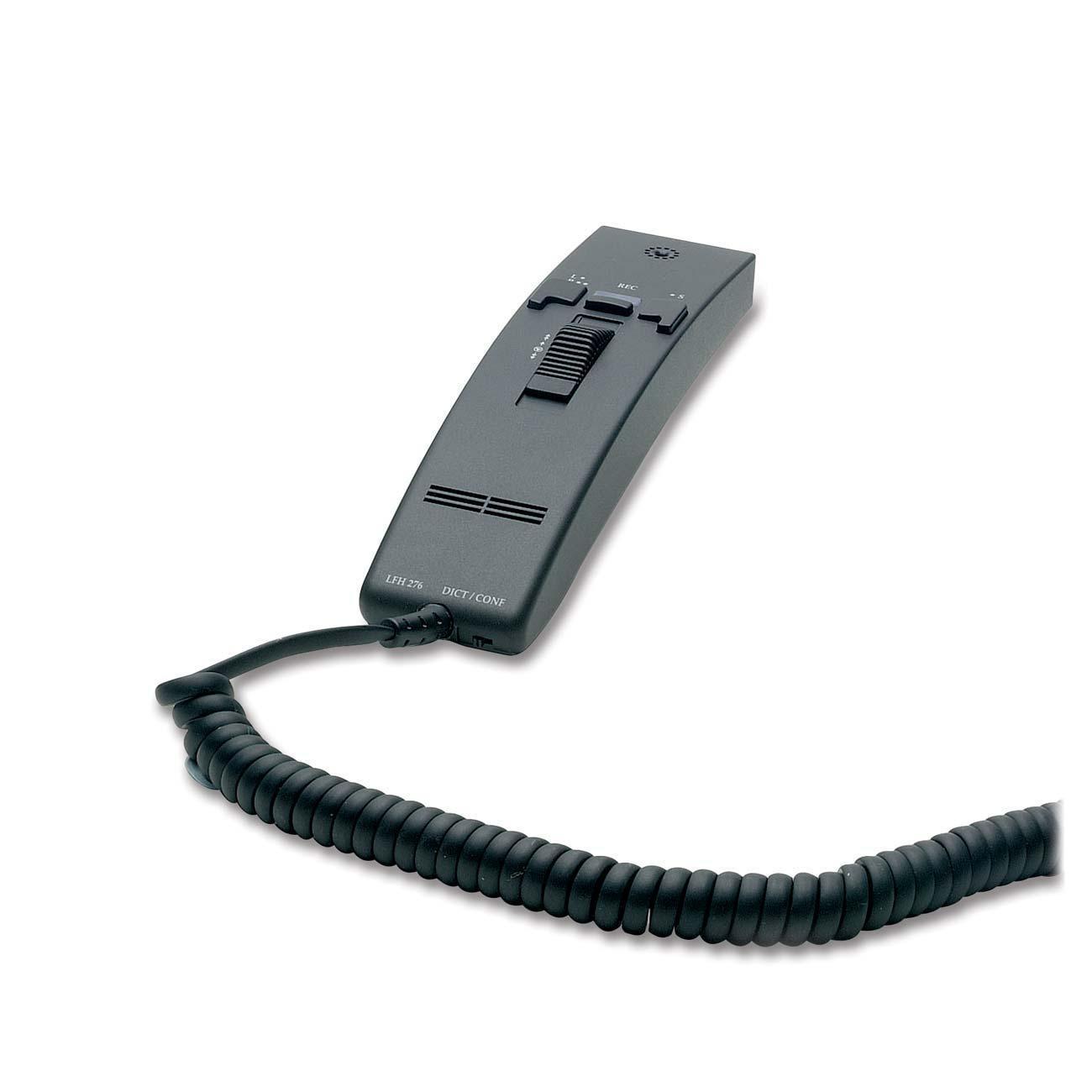 Philips Desktop Microphone (Black)