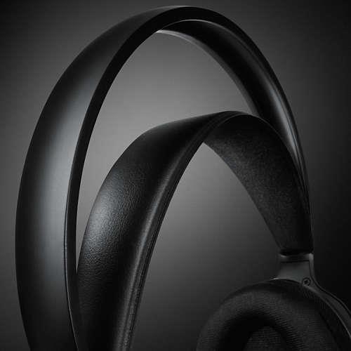 Philips Wireless Hi-Fi Headphones (Black)