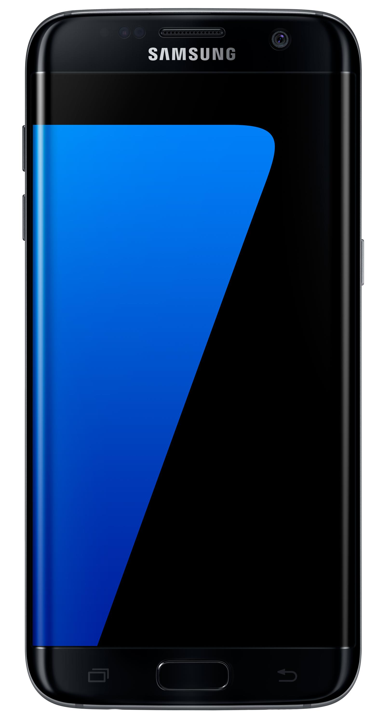 Samsung Galaxy S7 edge (5.5 inch) 32GB 12MP Smartphone (Black)