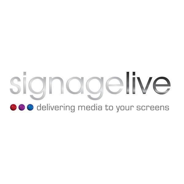Signagelive Digital Signage 1 Year Software Licence Inclusive of Upgrades and Support Signagelive Can Be Used to Manage Your Content with the Vision Media Player Windows or Chrome OS Devices