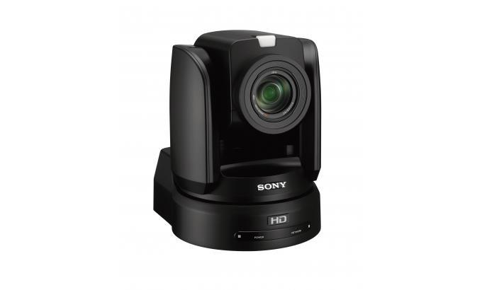 Sony BRC-H800 HD Tilt Zoom Camera Exmor CMOS Sensor