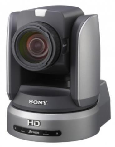 Sony BRC-H900 Full HD Robotic Surveillance Camera 1/2 type Exmor 3CMOS sensor and 14x optical zoom