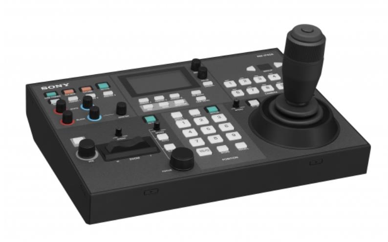 Sony RM-IP500 PTZ Camera Remote Controller + AC Power Supply