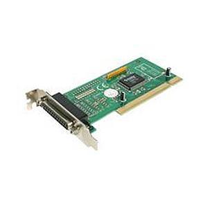 StarTech.com 1 Port Low Profile PCI Parallel Adaptor Card Parallel Adaptor PCI low profile parallel