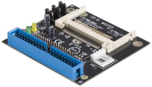 StarTech.com 40/44 Pin IDE to Compact Flash SSD Adaptor