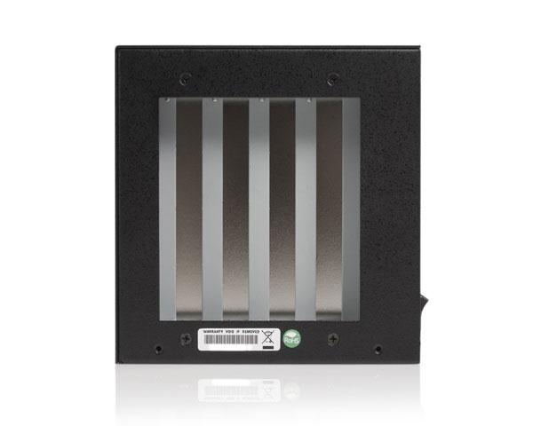 StarTech.com PCI Express to 4 Slot PCI Expansion System (Black)