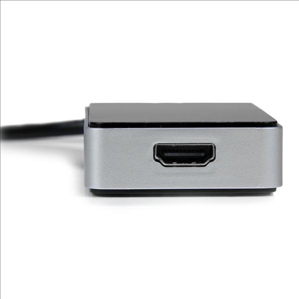 StarTech.com USB 3.0 to HDMI External Video Card Multi Monitor Adaptor with 1-Port USB Hub - 1920x1200 / 1080p