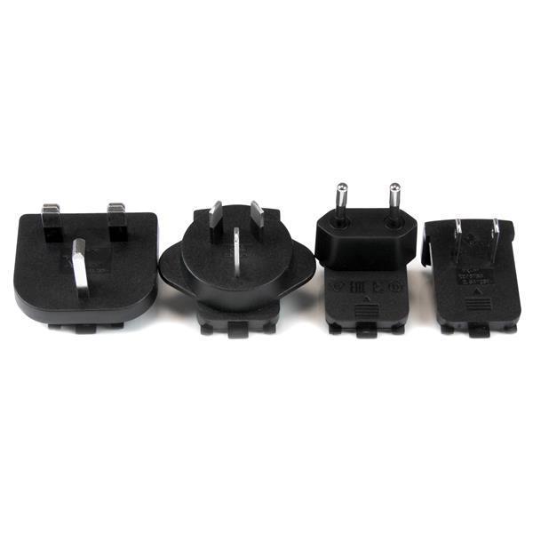 StarTech.com 9 Volt Replacement or Spare Power Adaptor - M Barrel 2a (Black)