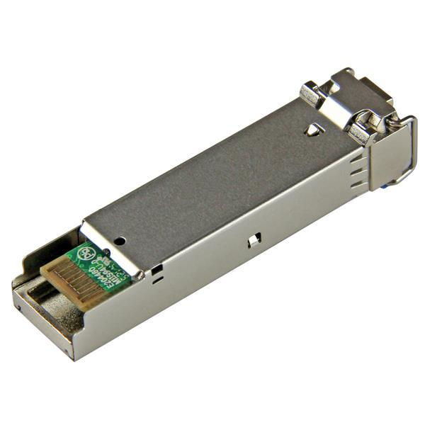 StarTech.com Gigabit Fiber SFP Transceiver Module 1000Base-LX/LH, SM/MM LC, Cisco GLC-LH-SM Compatible (10km) Pack of 10