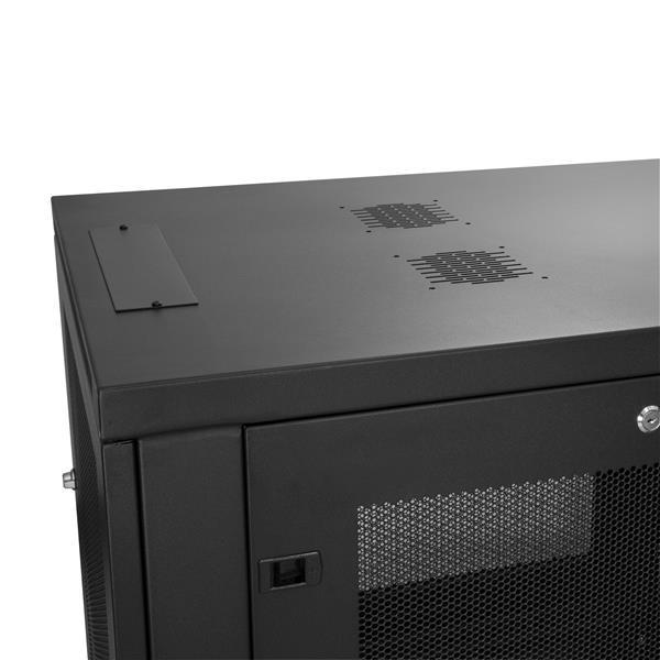 StarTech.com Server Rack Wall-Mount Cabinet - 16.9 inch Deep Enclosure - 6U