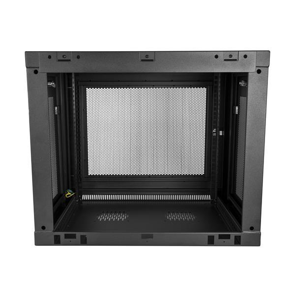 StarTech.com Server Rack Wall-Mount Cabinet - 17 inch Deep Enclosure - 9U