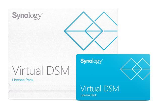 Synology Virtual DSM License Pack