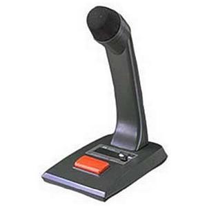 TOA PM-660U Desktop Paging Microphone with Cardoid Polar Pattern