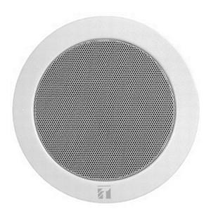 TOA PC1869S Ceiling Mount Speaker 6W 100V (White)