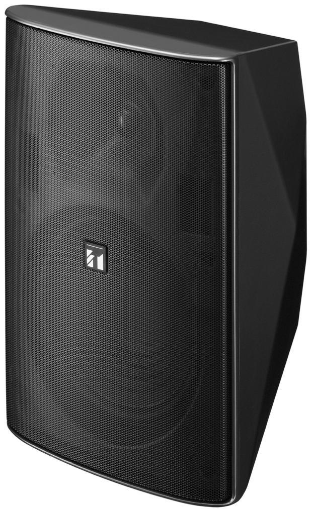 TOA F-2000BT Wide-Dispersion Speaker System 60W 100V (Black)