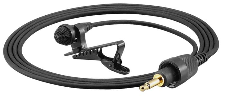TOA The YP-M5310 is lavalier microphone. It employs an omnidirectional electret condenser microphone element. - YP-M5310  (Headsets Microphones Microphones)