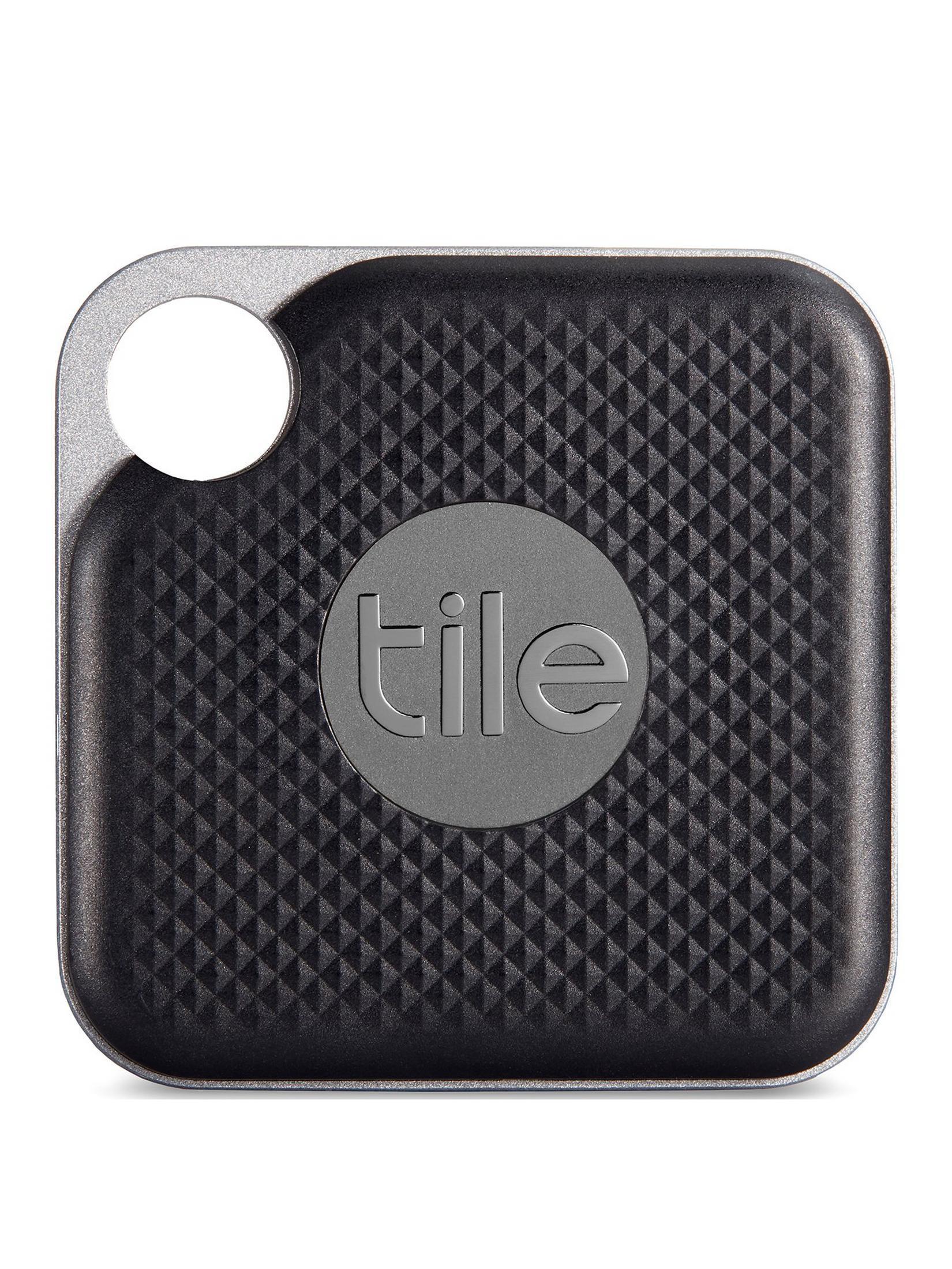 Tile Pro 2018 Bluetooth Tracker (Item Finder) Black - Single Pack