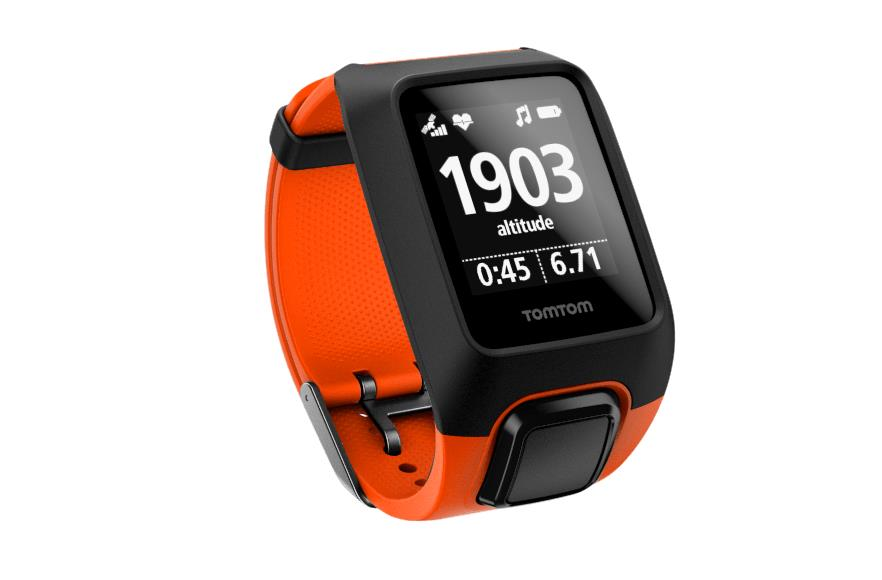 TomTom Adventurer GPS Watch (Orange)