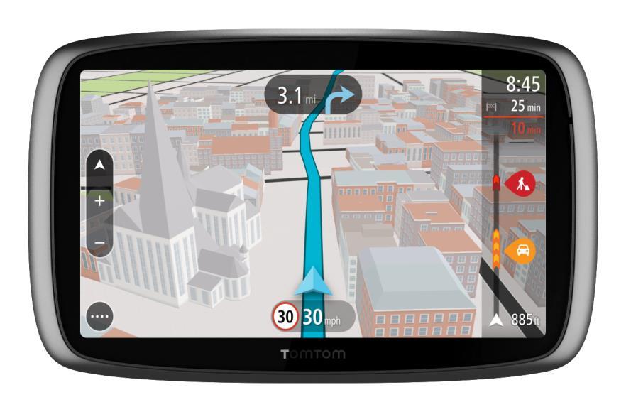TomTom GO 6100 (6 inch) Car Navigation System