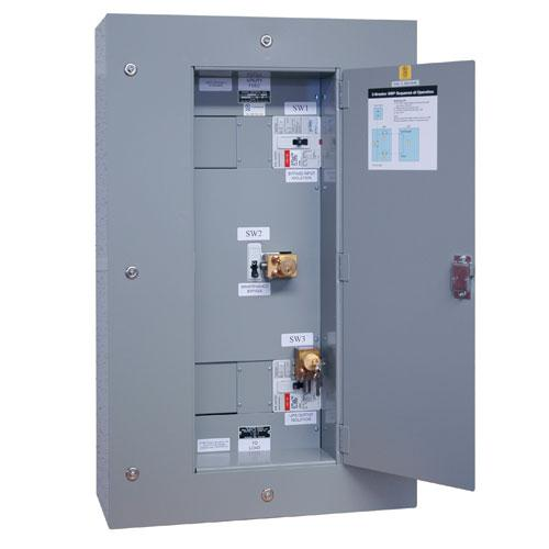 Tripp Lite 3 Breaker Maintenance Bypass Panel for SU80KX/SU80KTV UPS
